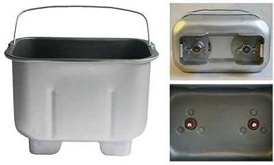 Moulinex-Cubeta sin brazo petrisseur para a Panificadora MOULINEX-bvmpièces