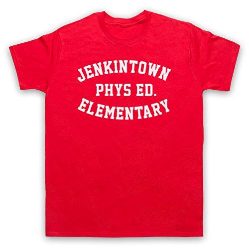 The Guns Of Brixton Goldbergs Jenkintown Elementary Phys ED Mens T-Shirt