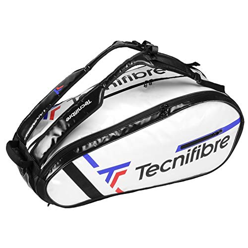 Tecnifibre Tour Endurance PRO 12R - Sacca da Tennis, Colore: Bianco