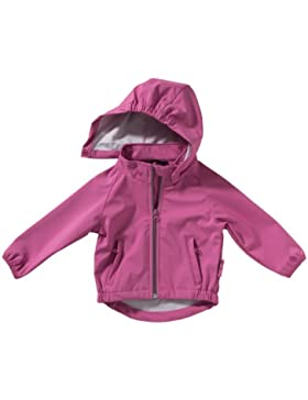 Playshoes - Softshell Jacket With Fleece Lining Patterned, Giacca softshell per bambini,  manica lunga, collo...