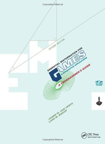Essential Mathematics for Games and Interactive Applications: A Programmer's Guide, Second Edition by Van Verth, James M., Bishop, Lars M. (2008) Hardcover