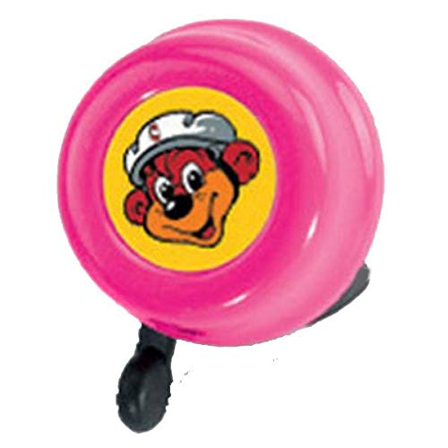 Puky G 22 Sicherheitsglocke/Klingel f&uumlr Kinder Roller,Laufrad, Fahrrad pink