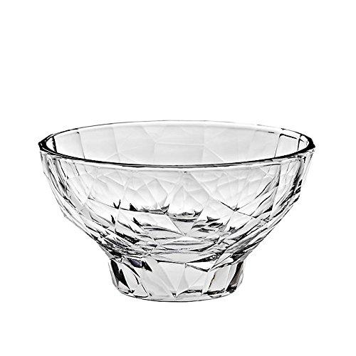 CRISTALICA Pot de Glace, crème glacée, Bol glacé Diamond-2\