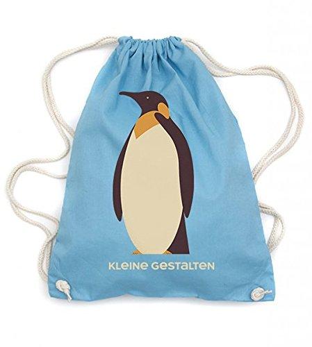 Kleine Gestalten Turnbeutel Pinguin: von Dawid Ryski -