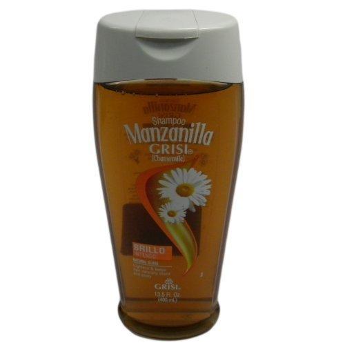 Manzanilla shampoo Grisi 13.5 3-pack by Grisi (Grisi Manzanilla Shampoo)