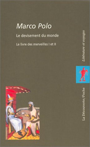 Le devisement du monde Coffret 2 volumes : Le Livre des merveilles tomes 1 et 2 par Marco Polo