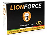 LIONFORCE - 1000 mg formula ExtraForte - Vigore unico, Effetto immediato, Massima Durata, per un Risultato Vincente - 10 compresse