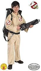 Idea Regalo - Rubie's 884320-L - Costume Ghostbusters Per Bambini, L