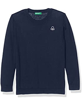 United Colors of Benetton Sweater L/S, Suéter para Niños