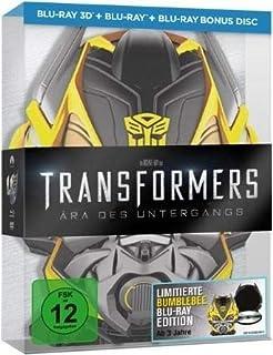 Transformers 4: Ära des Untergangs - Limitierte 3D Bumblebee Blu-ray Edition