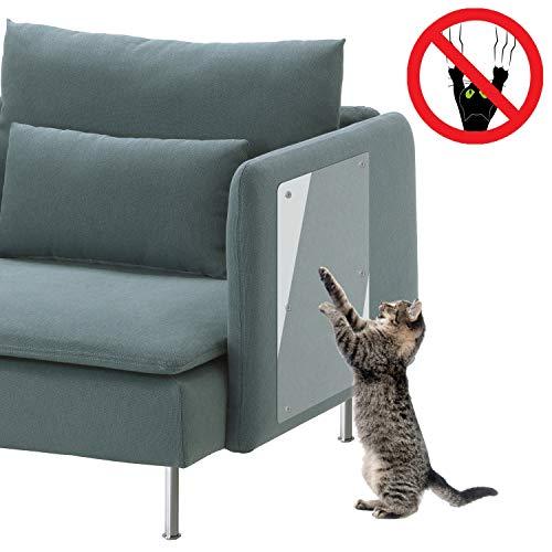 Rasguño de Gato Protectores de Muebles(4 Piezas, 46cm x 20.5cm), Protector de...
