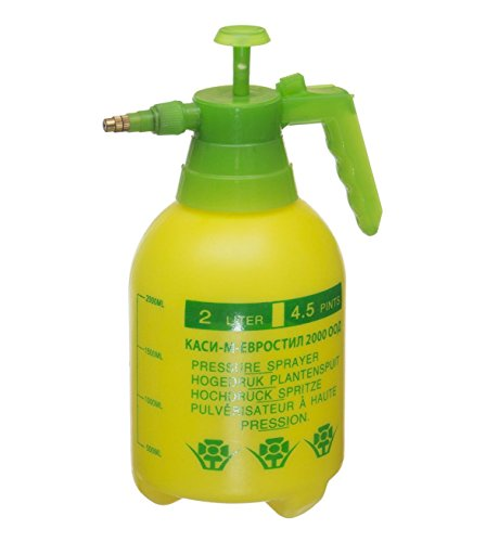 KR STORE 2 Liter Handheld Garden Spray Bottle Pump Pressure Water Sprayer,Chemicals,Pesticides,Neem Oil And weeds Lightweight Water Sprayer  available at amazon for Rs.235