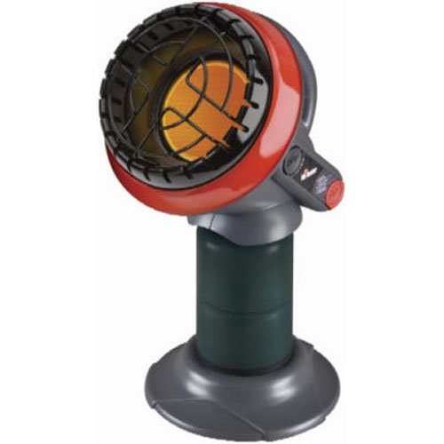 Mr. Heater F215100 MH4B Little Buddy 3800-BTU Indoor-Safe Propane Heater by Mr. Heater