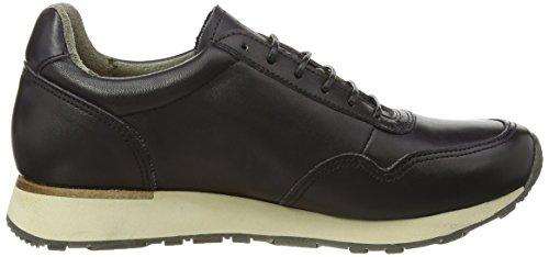 El Naturalista Walky Nd91, Sneakers Basses Homme Schwarz (Ebony)