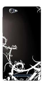 DigiPrints High Quality Printed Designer Soft Silicon Case Cover For Xolo Era 4G