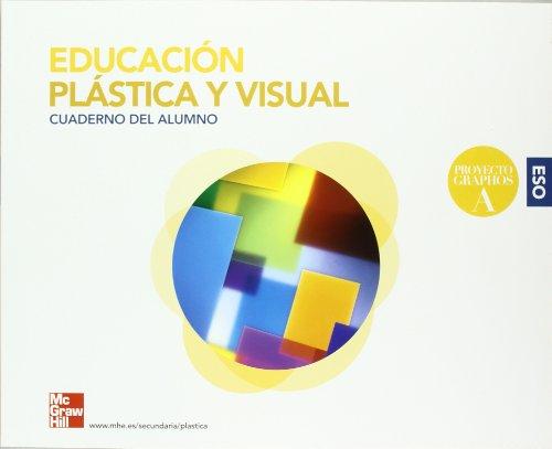CUTX EDUCACION PLASTICA Y VISUAL 1ER CICLO ESO. CUADERNO DEL ALUMNO - 9788448152000