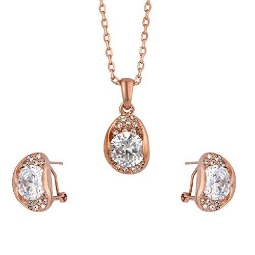 collar-pendiente-de-oro-de-18-quilates-de-oro-fino-de-la-joyeria-y-collar-pendiente-con-los-cristale