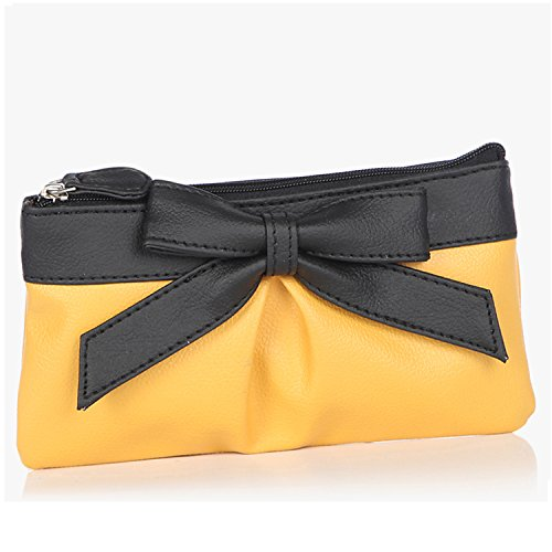Peperone Women's Wallet (Yellow)  available at amazon for Rs.565