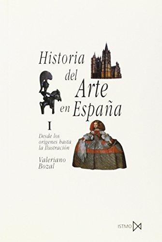 Descargar Libro Historia del Arte en España I (Fundamentos) de Valeriano Bozal