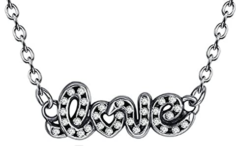 SaySure - 925 Sterling Silver Signature Of Love