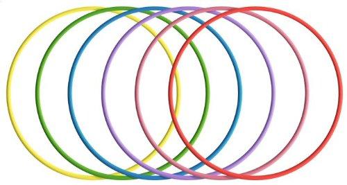 Hula Hoop 30 – Fitness Hula Hoops