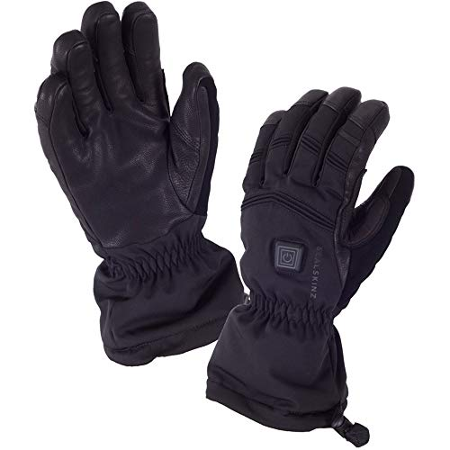 SealSkinz Heated Extreme Cold Weather Gloves
