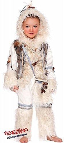 Fancy Me Italienische Herstellung Jungen Luxus Eskimo aus -