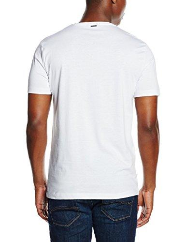 Antony Morato Herren T-Shirt Con Taschino weiß (1000/BIAnCO)