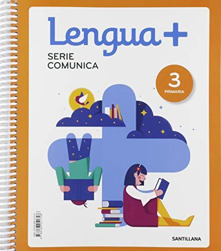 LENGUA+ SERIE COMUNICA 3 PRIMARIA