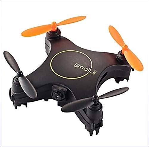 shengshiyujia RC Drohne 4CH 6 Achse 2.4G Mit HD-Kamera 3.0MP 720P RC Quadcopter Headless-Modus / 360 ° -Rollen/Zugriff Echtzeit-Aufnahmen RC Quadcopter/Fernbedienung/Sender/Kamera,Black -