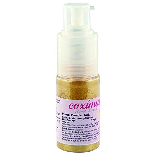 coximus Pump-Powder gold, 1er Pack (1 x 10 g)