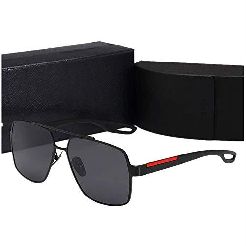 Yibaision Pilotenbrille Sonnenbrille für Herren und Damen UV400 Schutz Metall Rahmen Flieger Metallrahmen Verspiegelt Linse Sportbrillen(,E)