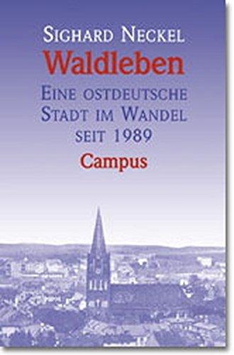 Waldleben: Eine ostdeutsche Stadt im Wandel seit 1989