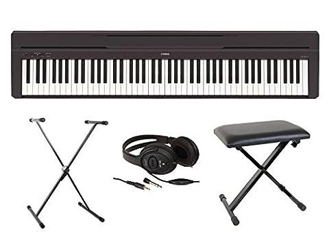 Pianos numériques YAMAHA FULLPACK P45 Pianos numériques