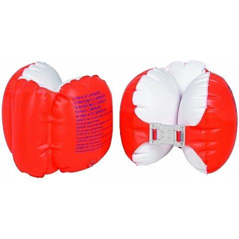 Wehncke 13319 - 2in1 brazalete hinchable, flotadores de brazos o correa flotante 15 a 60 kg