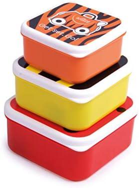 Trunki Boîtes Encas pour  s (Lot de 3) - B06VXNWX8B | Achats En Ligne