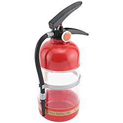 Bonzeal Fire Fighting Drink Dispenser Party Fire Extinguisher Dispenser Drinkware
