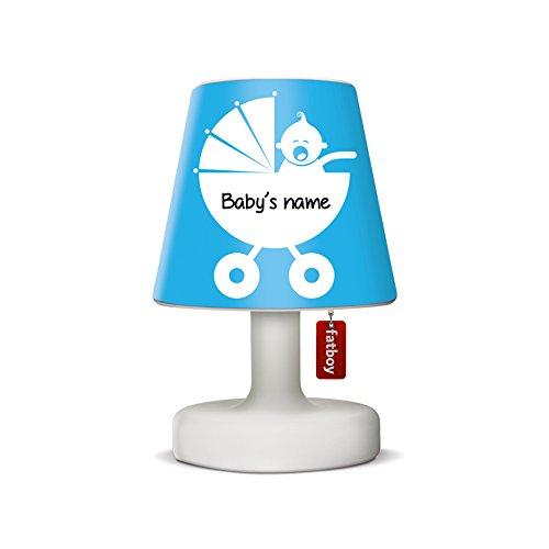 COOPER CAPPIE - Abat-jour Baby Boy pour lampe Edison The Petit Ø16cm - Lampe à poser Fatboy designé par