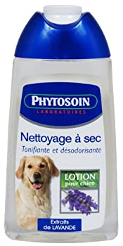 Phytosoin - 094976 - Chiens - Lotion Nettoyage à Sec - 250 ml