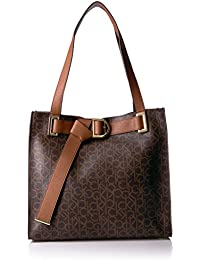 Rishiil World Calvin Klein Pebble Leather Cross-Body Bag