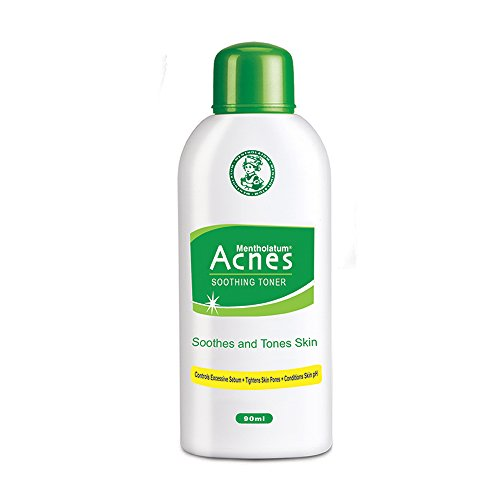 Acnes Treatment Kit – Creamy Face Wash 100g, Toner 90ml, Sealing Gel 9g