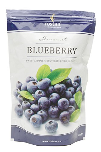 Rostaa Blueberry Sweet And Delicius, 150g