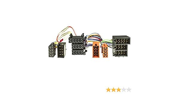 Tomzz Audio 7339 001 T Kabel Iso Kompatibel Mit Opel Elektronik