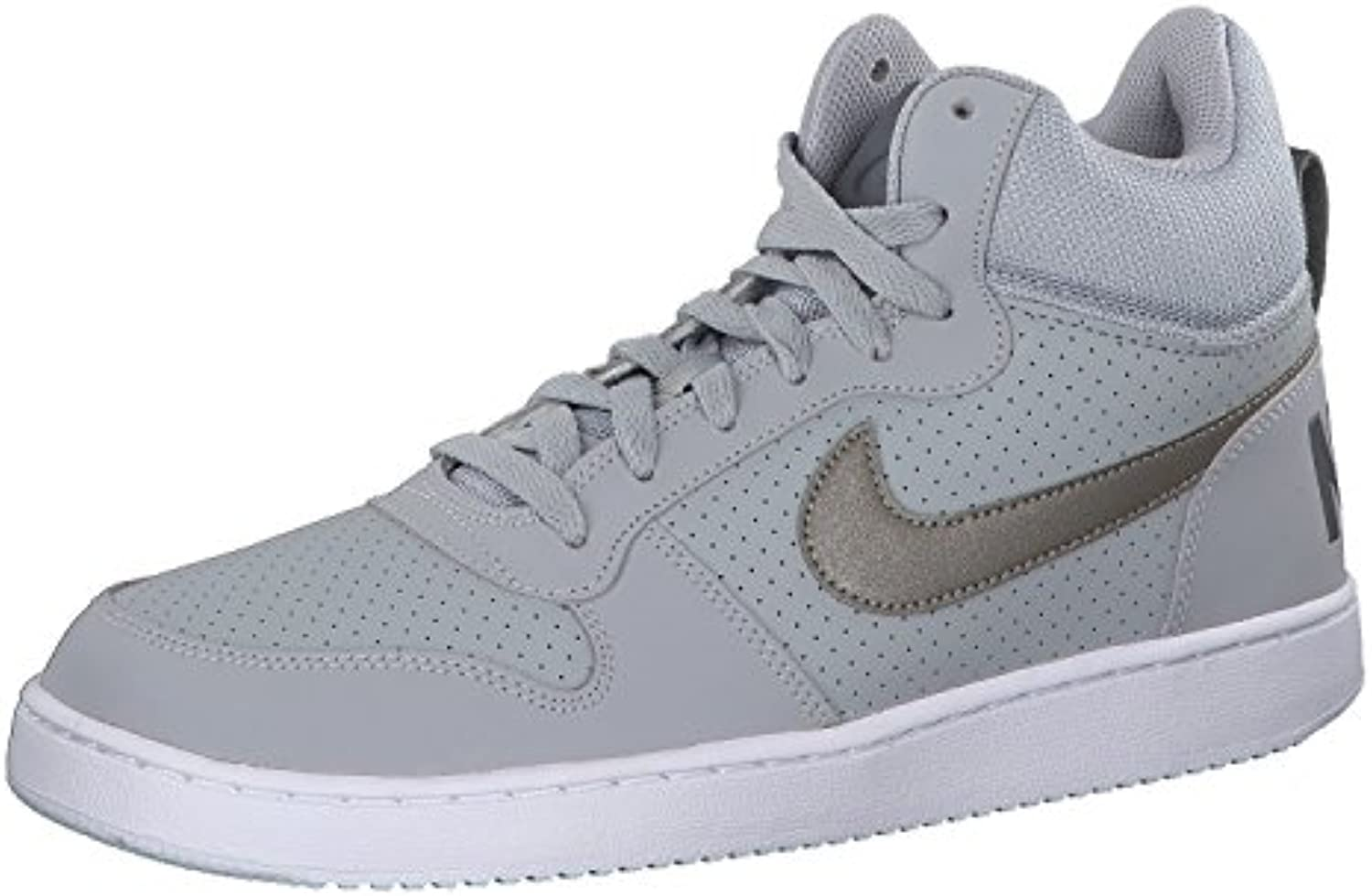 Nikee Court Borough Mid Sneaker Trainer