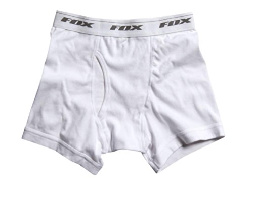 Fox Boxer-Short Core Weiß Weiß