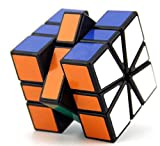 #8: Toy Arena Presents All in one Unique Trendy SQ-01 Square One High Stability Speed and Smooth Stickered Magic Puzzle Rubik's Cube (Square one Cube)