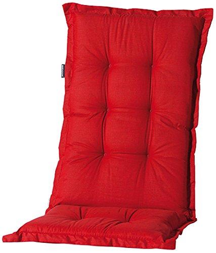 Hochlehner-Auflage Deluxe Farbe: Basic Rot