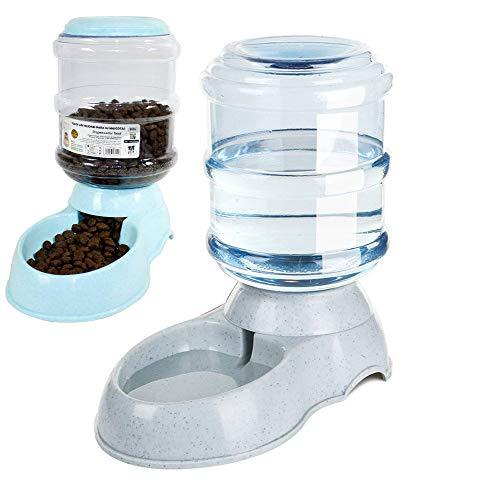 DZL- Dispensador Agua Automático Mascotas Gatos/Perros