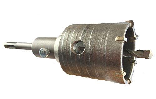 SDS Plus Schlagbohrkrone Bohrkrone DM 55 mm für Bohrhammer