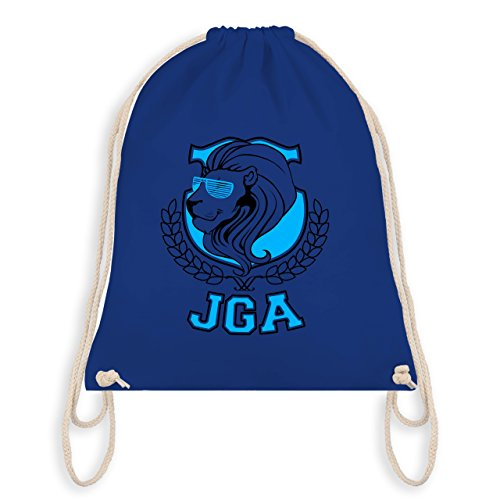 Jga Bachelorette Party - Jga Lion - Borsa Da Ginnastica I Gym Bag Royal Blue
